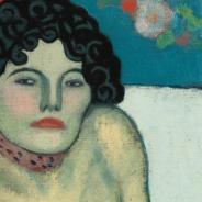 Picasso, La Gommeuse, 1901