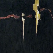 Clyfford Still, 1944-N No.2, ArtEx featured