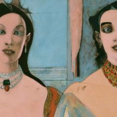 John Graham, Two Sisters, ArtEx